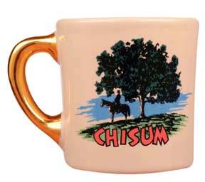 john wayne mug for chisum