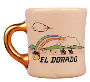 john wayne mug for eldorado