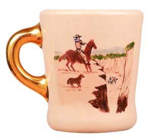 John Wayne  mug for Hondo