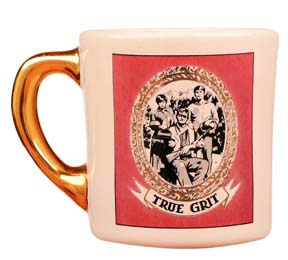 john wayne mug for true grit