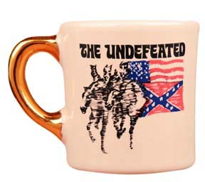 john wayne mug for the undefeated