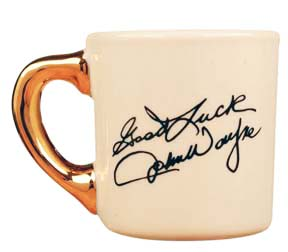john wayne mug from the wild goose