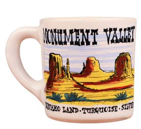 john wayne mug for monument valley