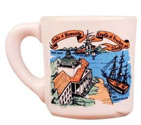 john wayne bicentennial mug